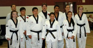 Jun 2013 Black Belt Test