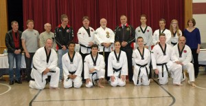 Nov 2014 Black Belt Test